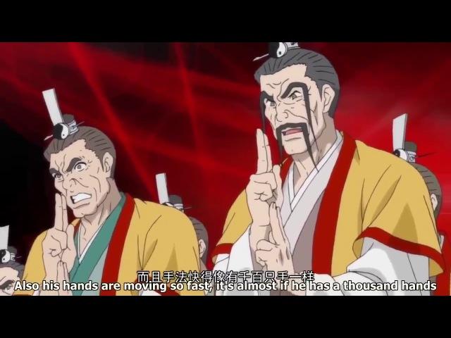 9 (22) серия ТВ 2 Сводники духов Лисьи свахи - Huyao Xiao Hongniang русская озвучка Salplak