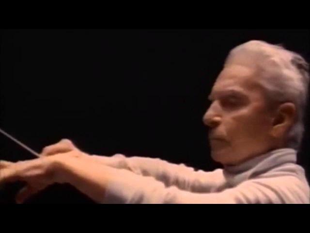 Herbert von Karajan in rehearsal Wagner Tannhäuser