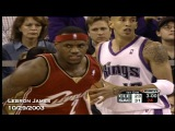 NBA Stars' First Career Dunk (Michael Jordan, Kobe Bryant, Vince Carter, LeBron James) #NBANews #NBA