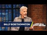 Billy Bob Thornton Is a My Little Pony Fan