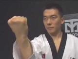 this is  Taekwondo WTF not soft sport but hard korean martial art