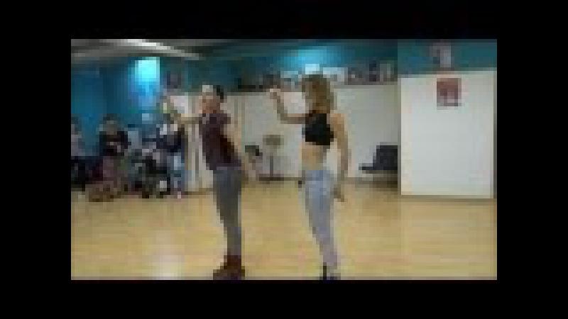 Mr Renzo Ft Aidonia - Bend Ya Back - Dancehall Choreography by Flavia Gianiorio