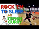 How To: Stephen Curry LETHAL Basketball Scoring Move!