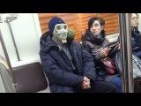 Модные люди в метро #61