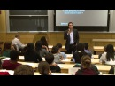 3 Research and Stakeholder Analysis Sample Lecture