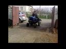 Самодельный трактор 40 Л.Сю