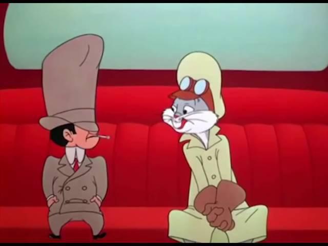 Tupac | Hail Mary | Bugs Bunny Mashup