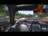 Project C.A.R.S. Free run Nurburgring-Pagani Huayra (60FPS+steering cam)