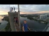 | Південний міст 135м. м.Київ | #NO_LIMITS #roof_lviv