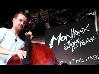 HEMU - Montreux Jazz Festival 2015 - Music in the park