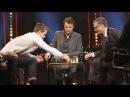 Bill Gates gets interviewed and plays chess against Magnus Carlsen | SVT/NRK/Skavlan