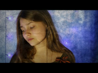 Марк Бернес - Тёмная ночь (cover. Саша Капустина)