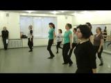 танец абба