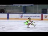Лена Перова 2-й юнош. 1 этап Кубка Петра