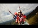 Полет с горы Гемба Боржава Карпаты 16 08 2016 GOPR4088