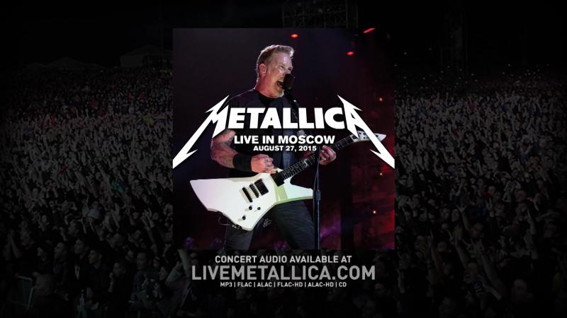 Metallica- Sad But True (MetOnTour - Moscow, Russia - 2015)
