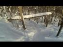 ЦАО Евразия покатушки по фрирайд зоне. max6666 цаоевразия евразия куса горныелыжи сноуборд euroasia_su euroasia фрирайд