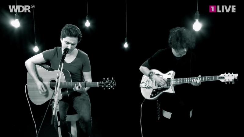 Philipp Dittberner Marv - Traum (covert Cro). LIVE Session