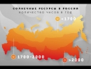 Инсоляция в России