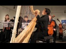 Ravel: Introduction et Allegro for Harp, Flute, Clarinet and String Quartet. Maiburg, Ceysson.