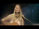 Joni Mitchell ~ Big Yellow Taxi + Both Sides Now (BBC - 1969)