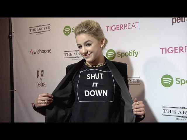 Chloe Lukasiak | TigerBeat Launch Event Pink Carpet DanceMoms