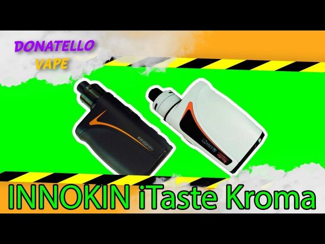 Бокс мод Itaste Kroma KIT box mod by INNOKIN