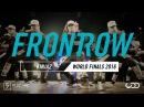 Kinjaz | FrontRow | World of Dance Finals 2016 | WODFinals16