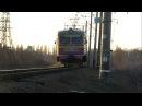 ЭР9ЕТ-666 рейсом № 6308 Чернигов - Нежин.