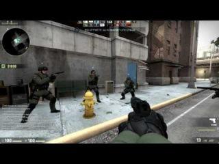 Играем с Лёхой и Игорем в CS:GO