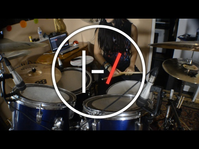 (Drum Cover) Lane Boy - Twenty One Pilots