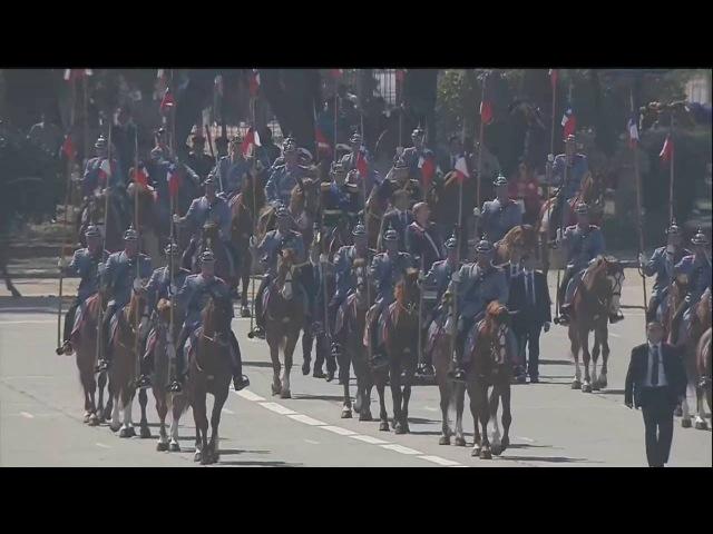 Gran Parada Militar 2016 Chile (Completa) HQ-720p@60fps