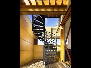 Красивые винтовые лестницы, идеи для вдохновения