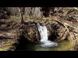 Каскады водопадов на реке Джурла  Cascade of waterfalls on the river Jurla