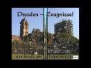 Dresden 1945 ~ Ruinen bis in die 90iger Jahre ~ Die Frauenkirche zerstört