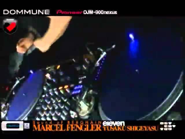 Marcel Fengler Yusaku Shigeyasu Live @ Dommune