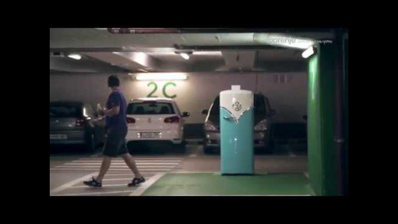 Gorenje Retro Special Edition | Нарушение правил парковки