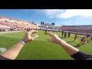 USC FOOTBALL vs Colorado Football - A Players Perspective! (GoPro HD)