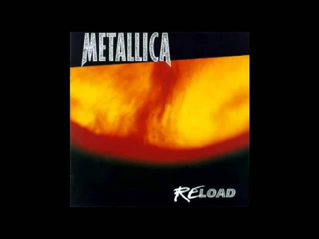 Metallica - Reload [Full Album]