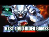 Best 1990 Video Games