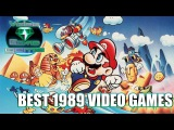 Best 1989 Video Games