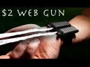 Make a SPIDER-MAN Web Shooter! - Super Simple $2 build