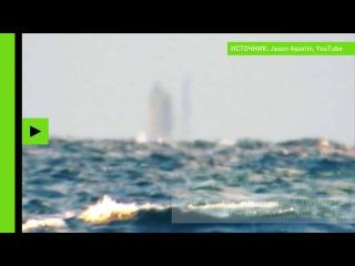 Американец снял корабль-призрак на Великих озёрах