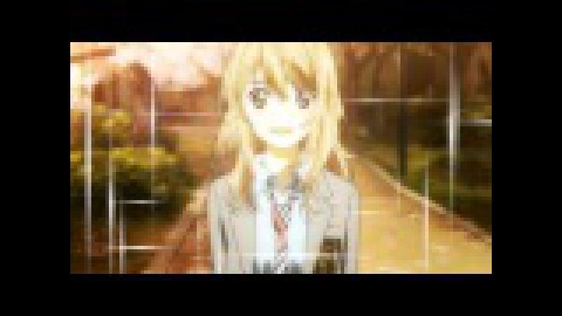 AMV -Надо ли...【Грустный аниме клип про любовь】