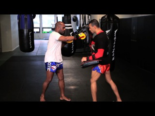How to Do Kickboxing Combos | Muay Thai how to do kickboxing combos | muay thai