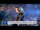 Guns N Roses en Lima Fanáticos se rinden ante mítica banda