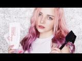 Pastel pink hair & lilac-purple Ombre | Clarkee