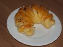 Рогалики с картофельной начинкой