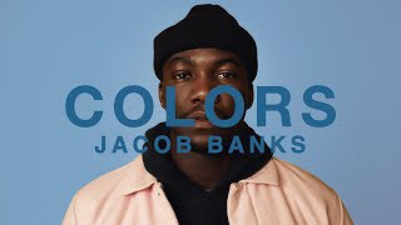 Jacob Banks - Mercy | A COLORS SHOW