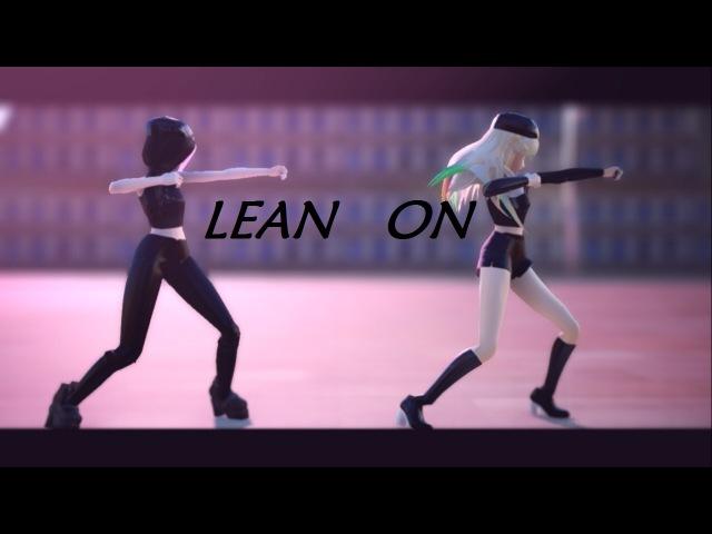 MMD Lean on